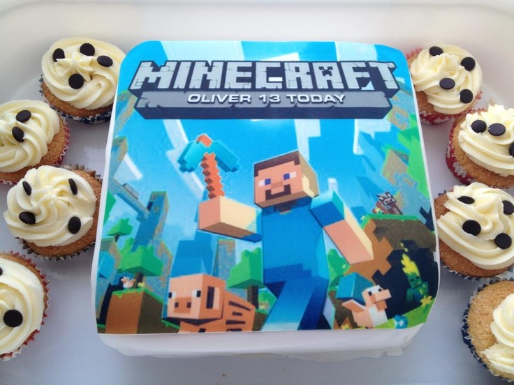 Minecraft Cake Decorations Uk : Minecraft cake. Topper from eBay.co.uk Minecraft ...