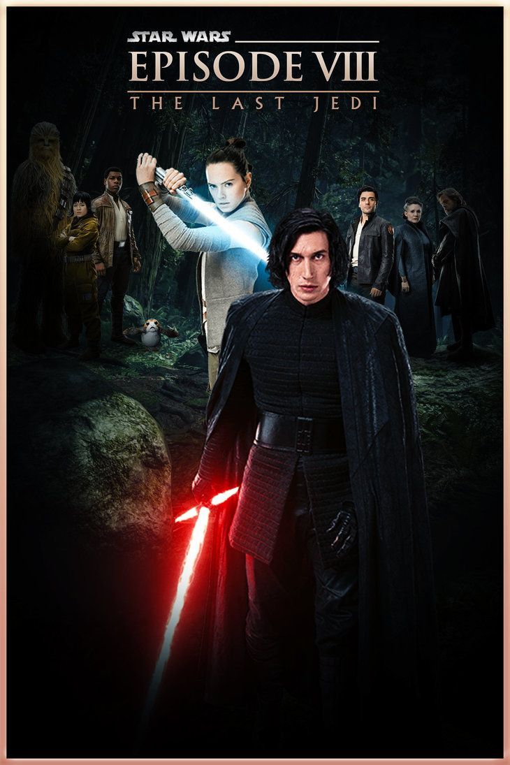 The Last Jedi Poster by Aste17