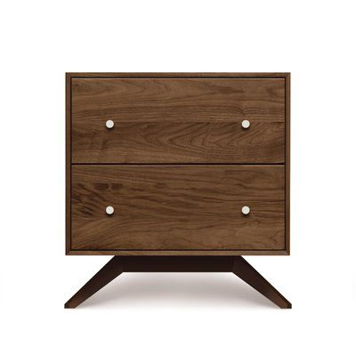 Copeland Furniture Astrid 2 Drawer Dresser - http://delanico.com/dressers/copeland-furniture-astrid-2-drawer-dresser-758071746/