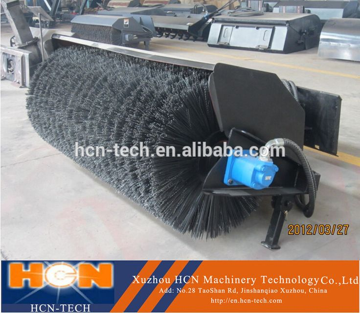 forklift attachment Road Sweeper