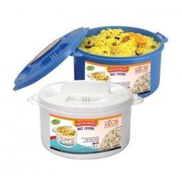 Ruchi Microwave Rice Cooker for sale online @ Magickart with free shipping in India.