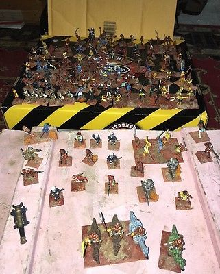 Lead Figures Hand Painted 1 Or All..(A-2 Lot)  | eBay