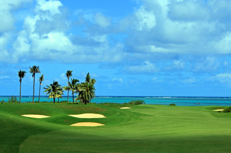 Four Seasons golf course  - Ernie Els