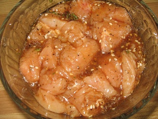 Hunan seasoning mix #chinese #kinesisk #kylling #chicken #miks #krydder #sesame_seeds #sesamfroe