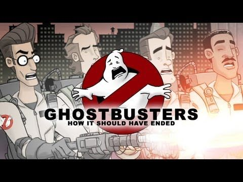 ▶ How Ghostbusters Should Have Ended - YouTube