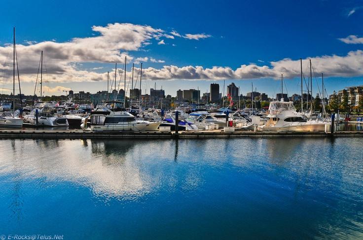 Marina at Yaletown Vancouver, BC