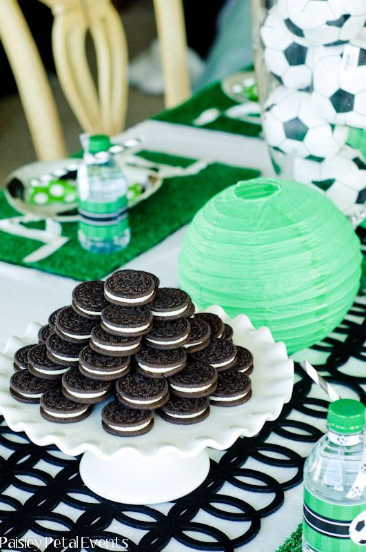 95 best Soccer Party Ideas images on Pinterest
