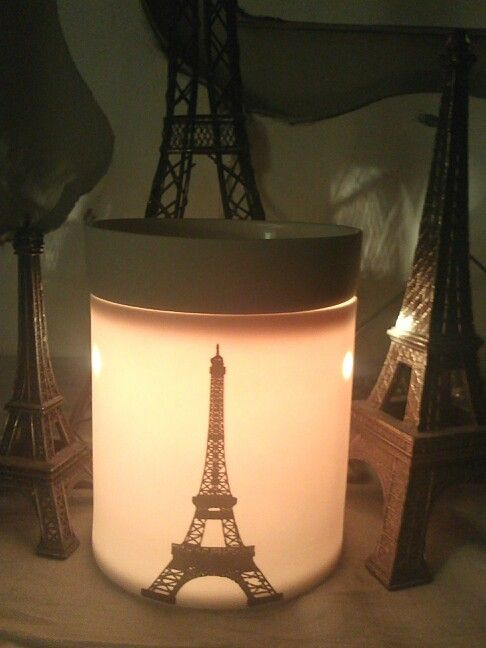 "The new Scentsy burner - ""Paris"", fall 2013...."