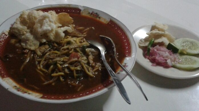Mie Aceh...like it!!