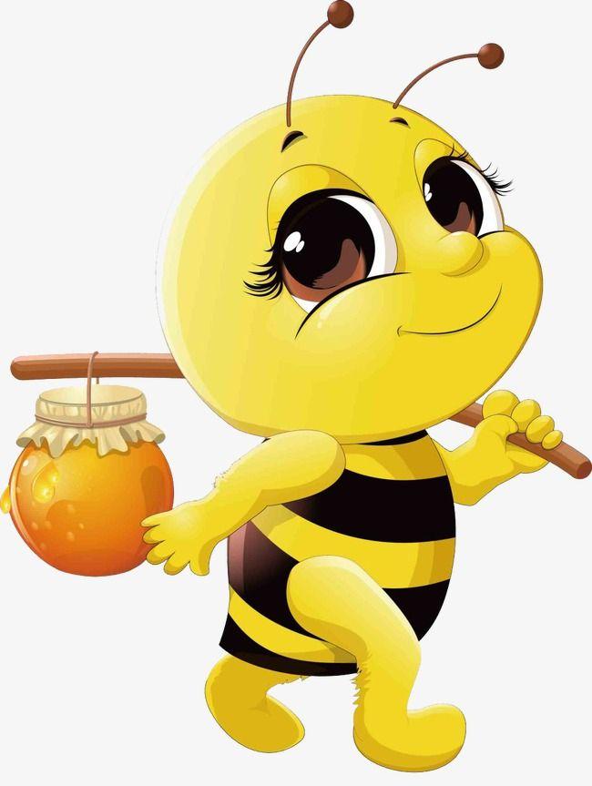 Recoger Abejas Meliferas Dibujos Animados Abeja Polen Png Y Psd Para Descargar Gratis Pngtree Honey Bee Cartoon Cartoon Bee Bumble Bee Cartoon