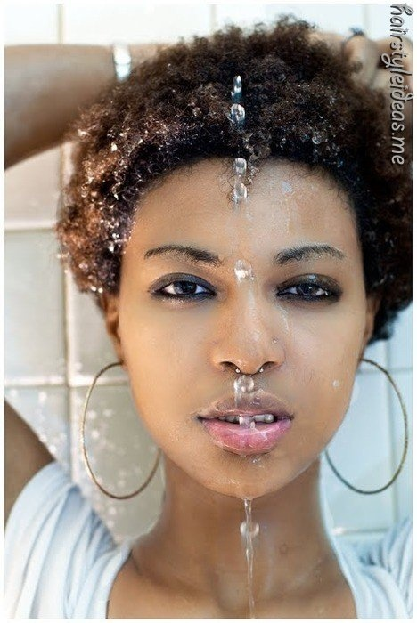 .Black Hair, Nature Hairstyles, Hair Style, Black Art, Hair Looks, Water Droplets, Nature Beautiful, Hair Extensions, Girls Hair