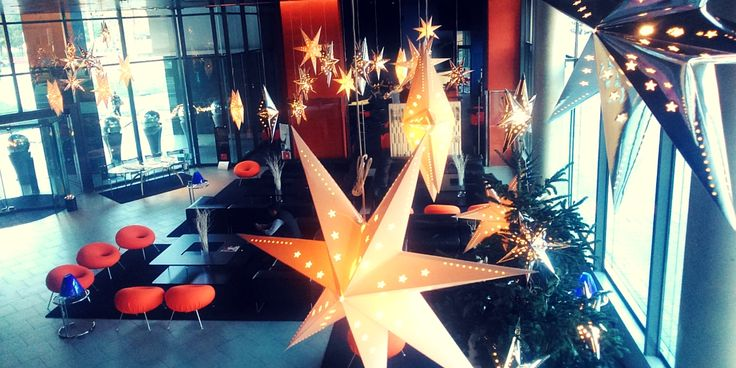 ¡Brillante Navidad en el #Hotel Barcelona Princess! Bright #Christmas in #Barcelona  #BarcelonaPrincess