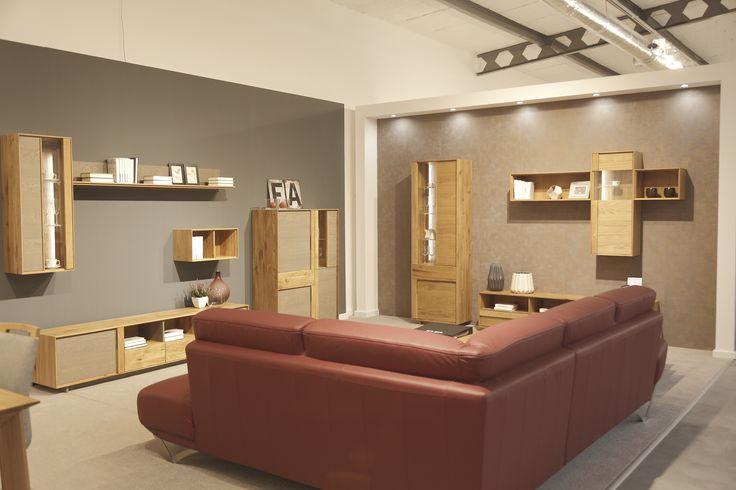 Interior idea for living space #KloseFurniture #modernlivingroom