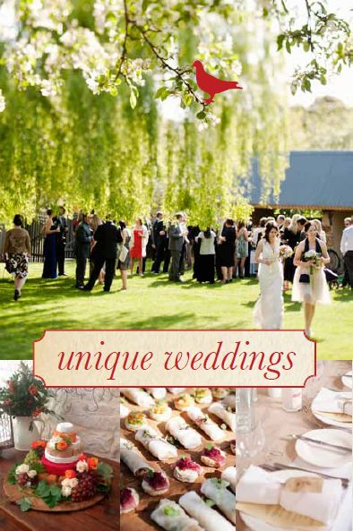 Weddings - Red Feather Inn Northern Tasmania