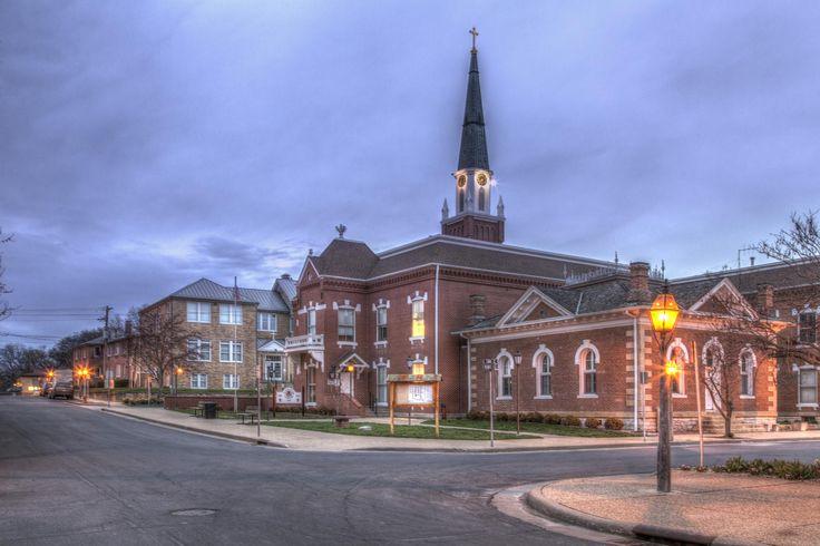Ste. Genevieve, Missouri. Also Lanesboro MN for B&B capital of MN and Galena IL - historic 6 block main street