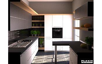 Pi di 25 fantastiche idee su cucina ad angolo su - Cucina ad angolo con finestra ...