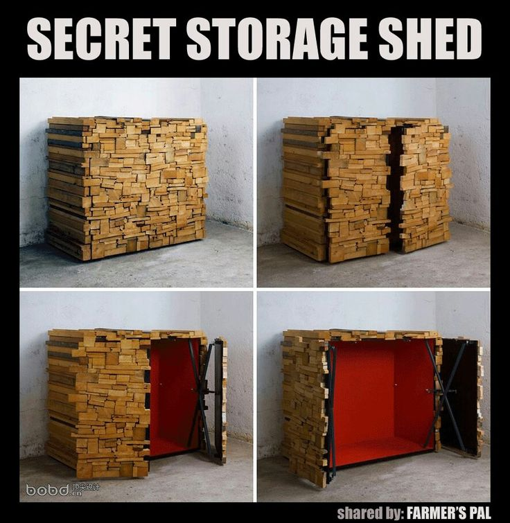 Great for storing a second set of Emergency supplies outside of your home