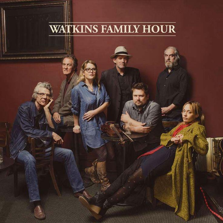 WATKINS FAMILY HOUR: Steal Your Heart Away (Thirty Tigers) [Spotify URL: ] [Release Date: 7/24/2015] [] Description: Featuring Sara Watkins, Sean Watkins< Fiona Apple, Benmont Tench