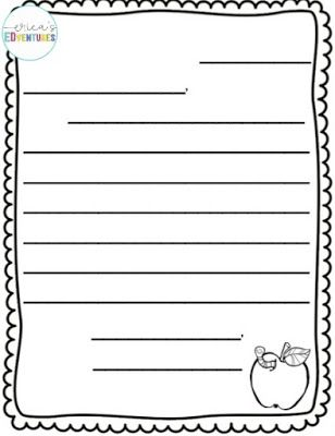 Free Letter Writing Template Free Printables Pinterest - letter writing template