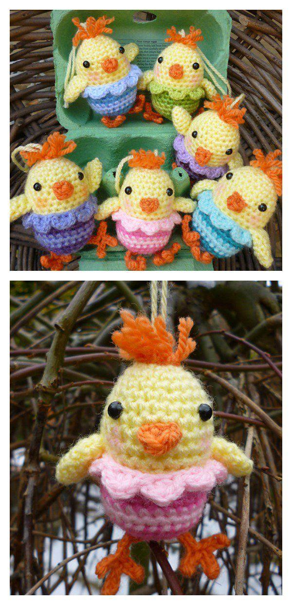161 besten Crochet - Free Patterns Bilder auf Pinterest   Häkeln ...