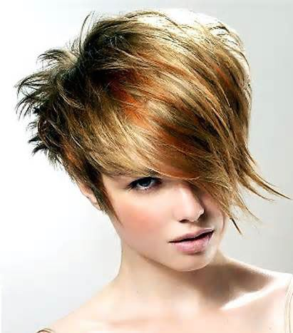 20 best short funky hairstyles images on pinterest