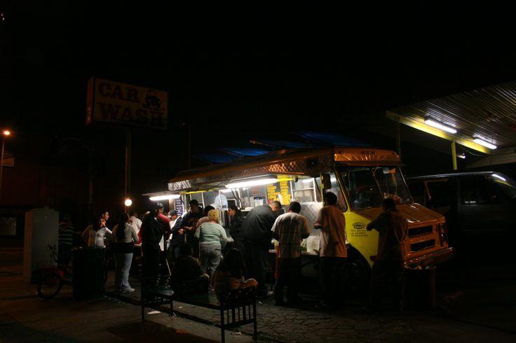 Los Angeles: Taco truck