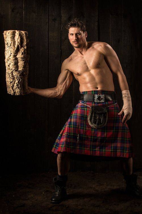 mikeshoots:  Jimmy Prenen. VOlleybam. Men in Kilts for Menzo Magazine. Pic by Mike Steegmans
