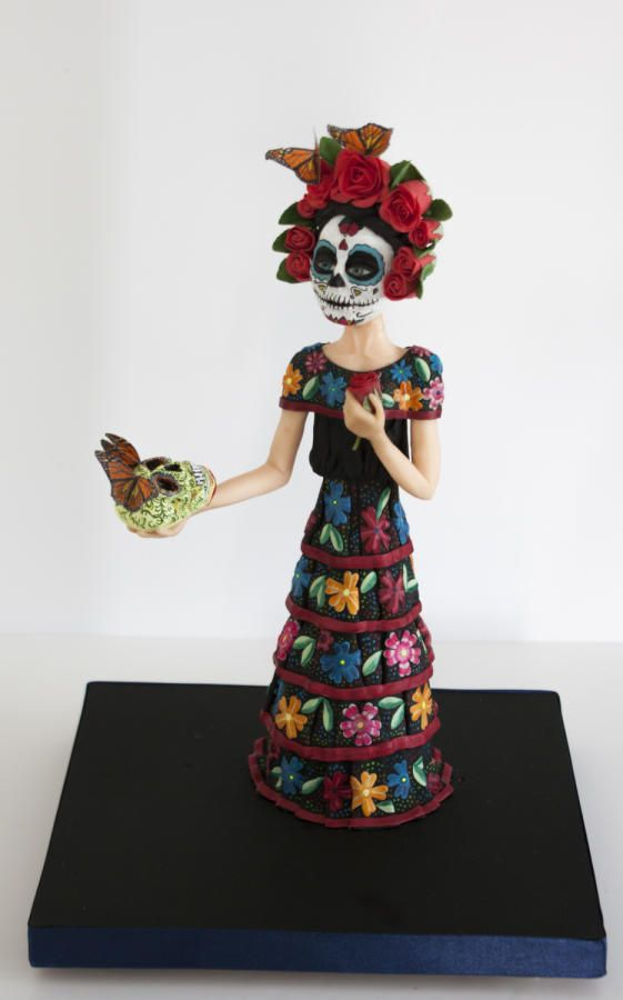 Sugar Skull Bakers 2016 by Cakes by Christine