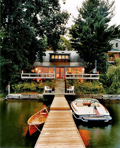 Small Lake Homes: Best 20+ Lake Cottage Living Ideas On Pinterest