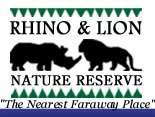 Rhino and Lion nature reserve - a good place if you do not want to go all the way to national parks, good facilities available and many animals plus a animal creche where you can play with baby animals like lion cubs etc.