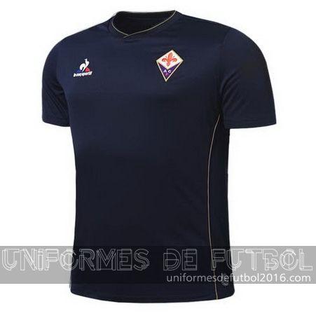 Jersey tercera para uniforme del Tailandia Fiorentina 2015-16