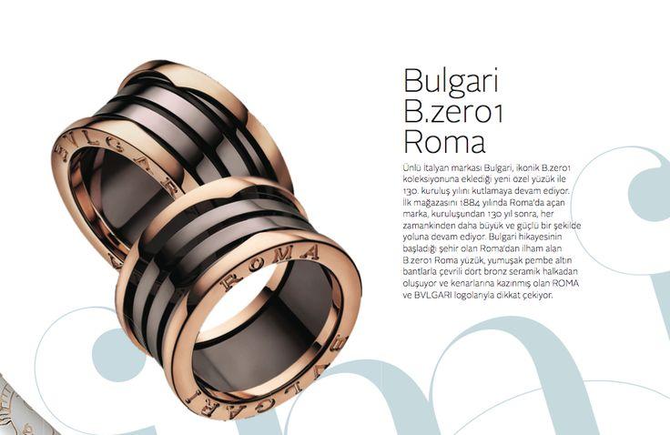 Bulgari B01 Roma