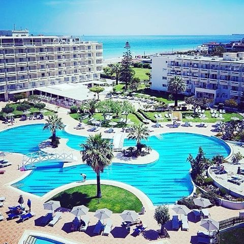 As close to paradise as it gets! #electrapalacerhodes #rhodes #electrapalacehotel