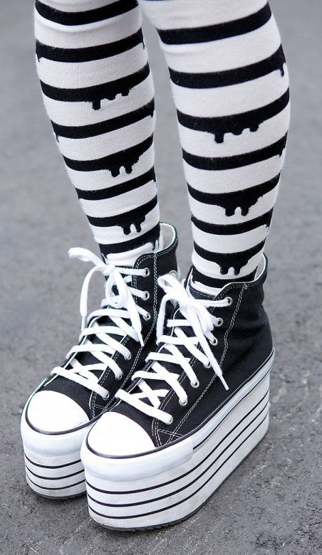 † I want both those socks and shoes *drool* †