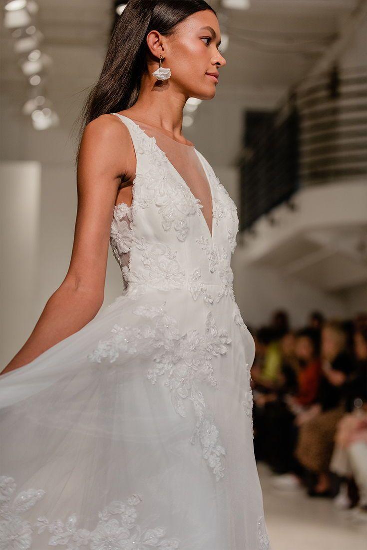 Jenny Yoo Miranda Bridesmaid Dresses One Shoulder Wedding Dress Wedding Dresses [ 1102 x 735 Pixel ]