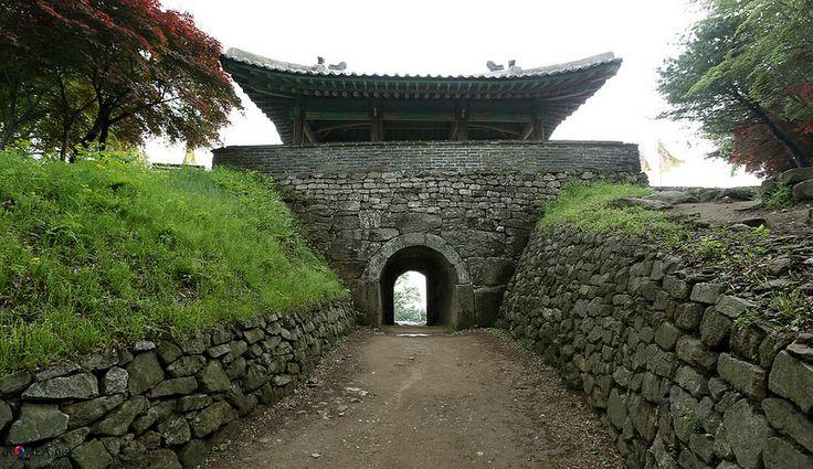 Namhansanseong Fortress, Gwangju-si, Gyeongggi-do, Korea