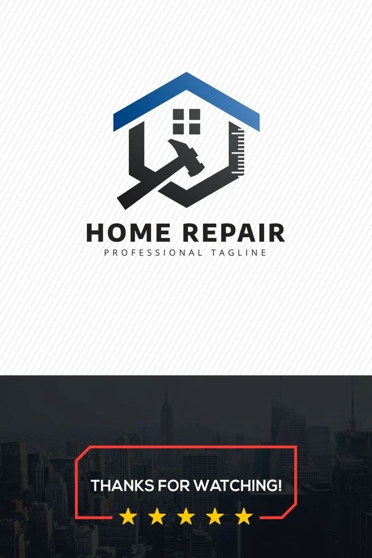 Home Repair Logo Template 78816 Construction Company Logo Construction Logo Home Repair