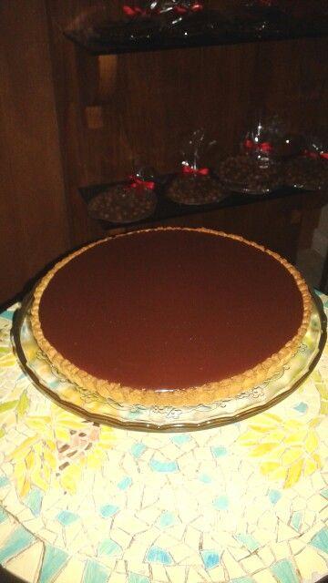 #Crostata al #cioccolato www.cioccolatotavoletta.it