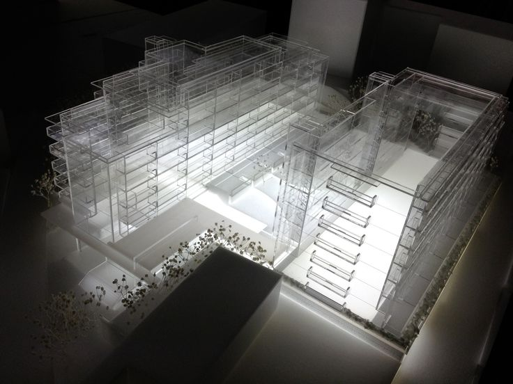 1:100 apartment for presentation