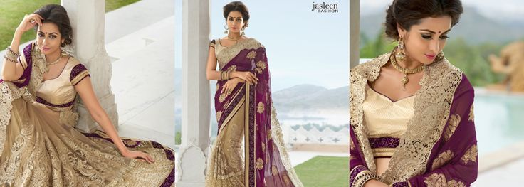 New latest designer sarees collection  for anushree sarees