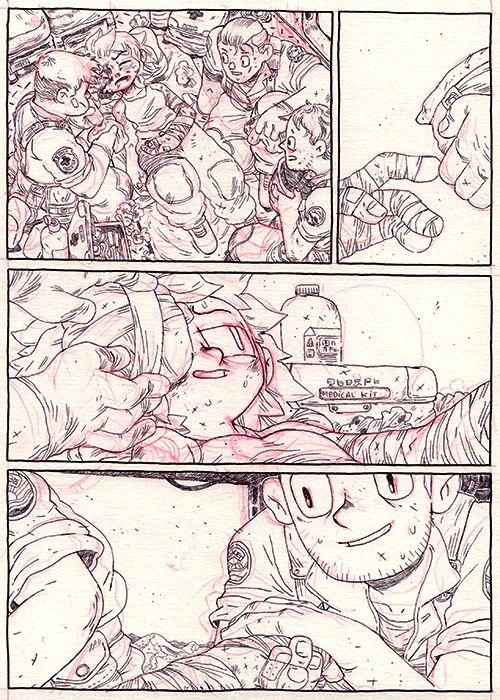 Guillaume Singelin Comic