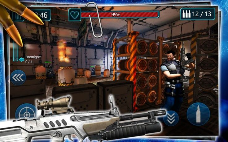 Battlefield Combat Nova Nation v5.1.3 Android Apk Hack