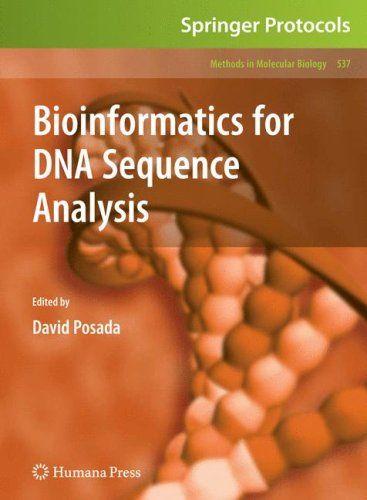 Bestseller Books Online Bioinformatics for DNA Sequence Analysis (Methods in Molecular Biology)  $110  - http://www.ebooknetworking.net/books_detail-1588299104.html