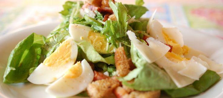 Salade Rustica: Italiaanse boerensalade, ook voor mannen! | Lekker Tafelen
