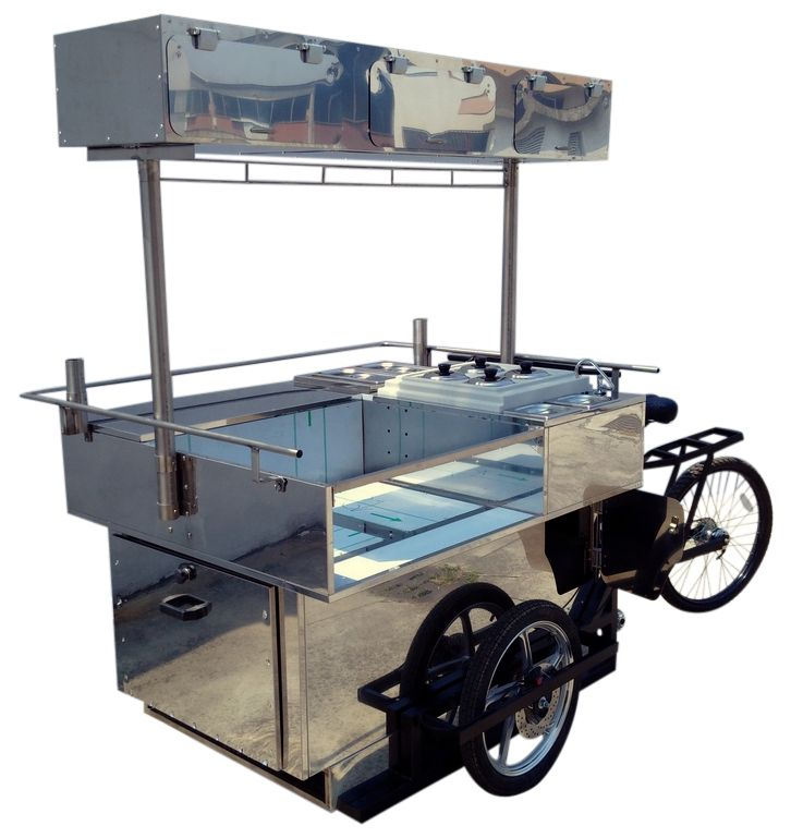 Cargo Bike catalog with prices-Tricycles and Working Bicycles IT