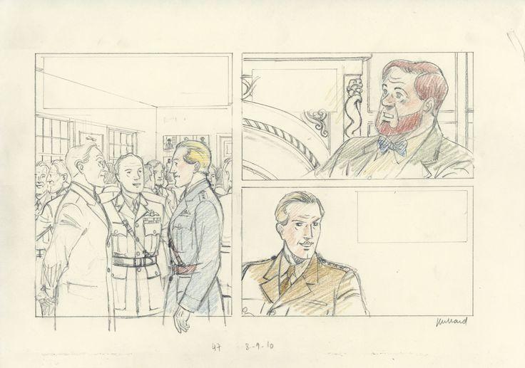 JUILLARD - Blake et Mortimer – Le Serment des 5 Lords