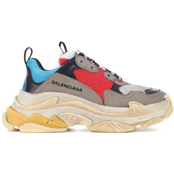 Balenciaga Triple S sneakers ($650