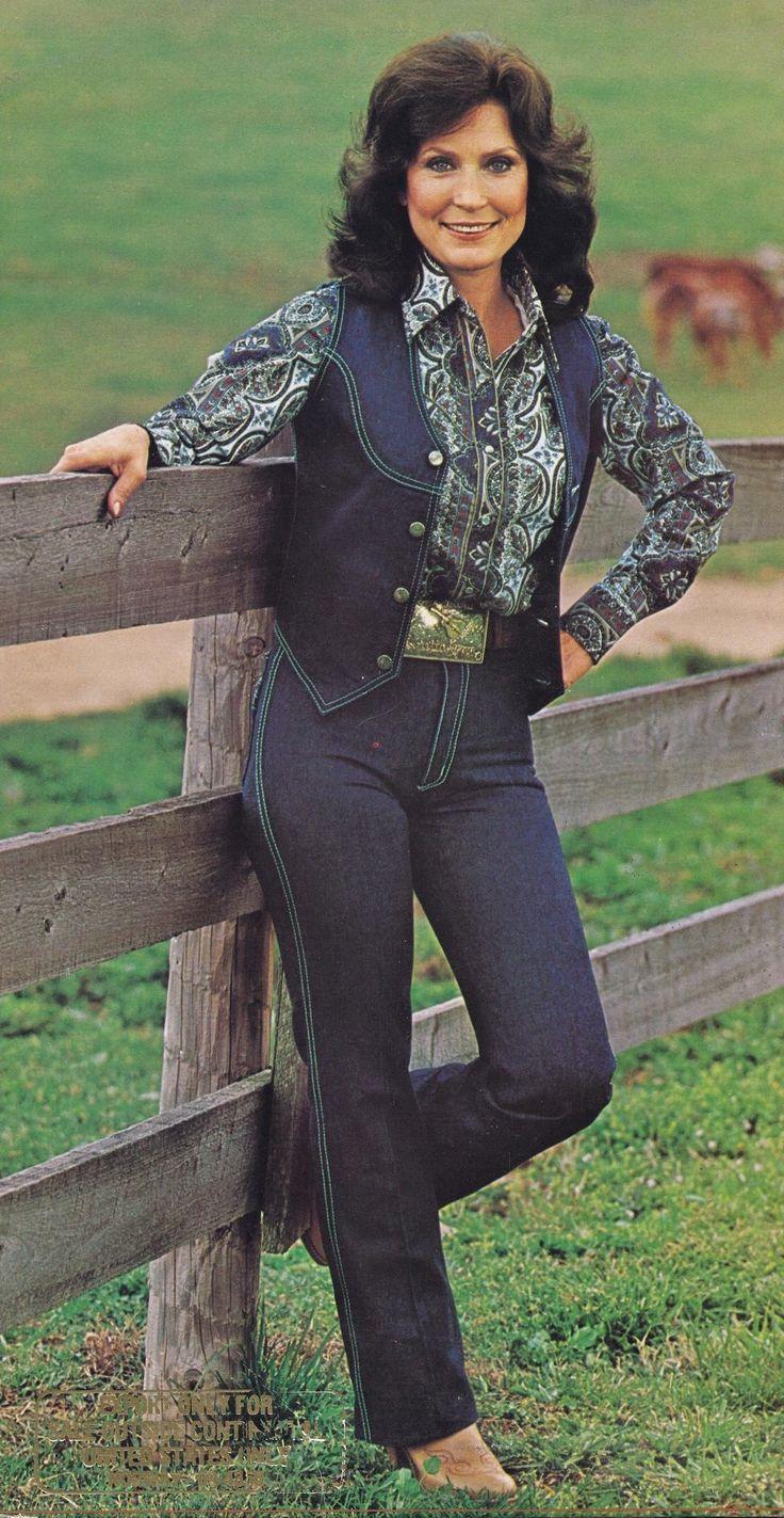 Loretta Lynn (She played in something didnt she?)