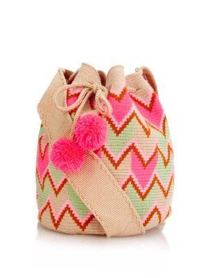 Lilla woven-cotton shoulder bag | Sophie Anderson | MATCHESFASHION.COM