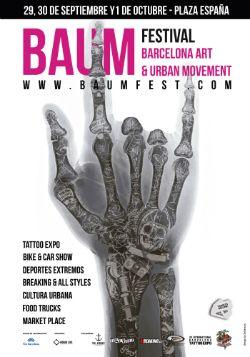 Agenda Cultural - Barcelona Tattoo Expo